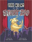 Book cover for Dog Night at the Story Zoo