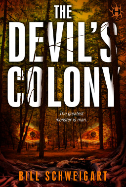 Book cover for Devil's Colony