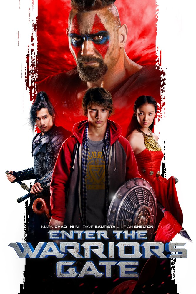 Movie cover for Enter the Warriors Gate