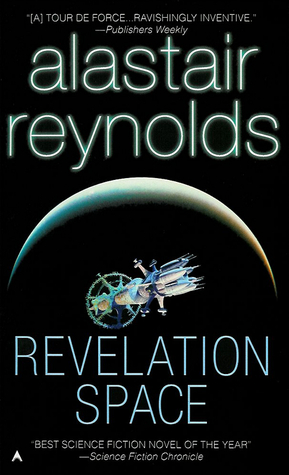 Book cover for Revelation Space