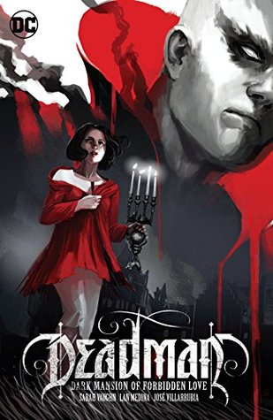 Book cover for Deadman: Dark Mansion of Forbidden Love