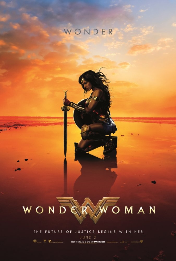 Movie cover for Wonder Woman