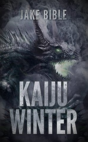 Book cover for Kaiju Winter