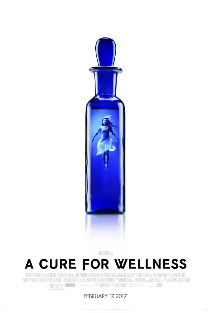 Movie poster for A Cure for Wellness