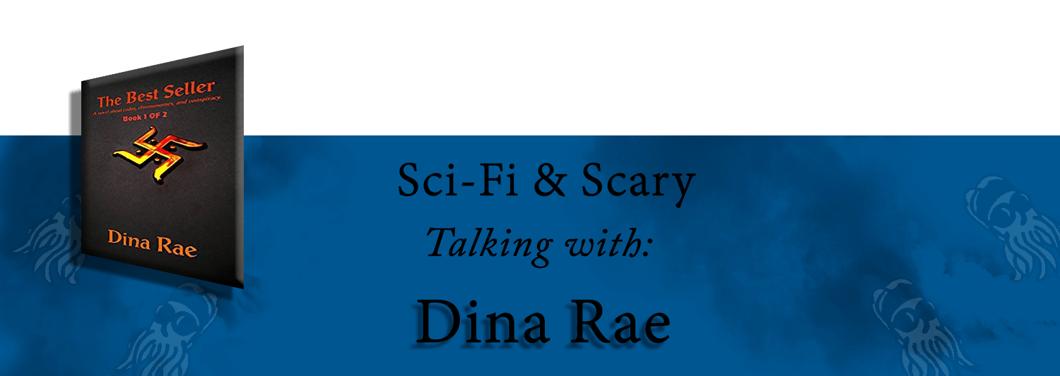 Interview with Dina Rae banner