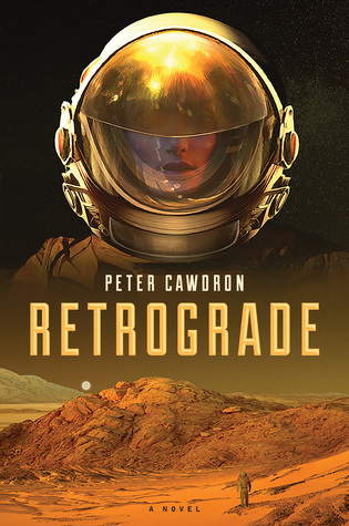 Book cover for Retrograde