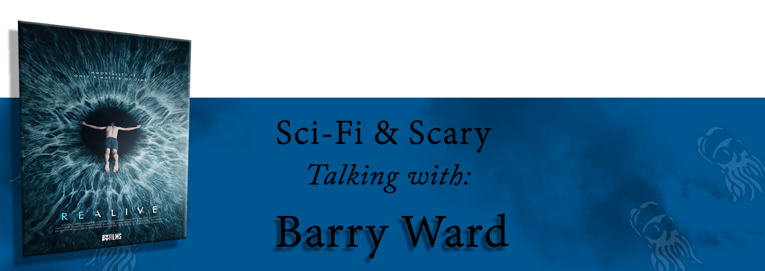 Interview with Barry Ward Banner