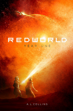 Book cover for Redworld
