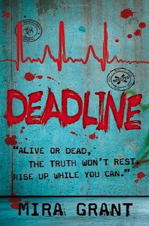 Book cover for Deadline
