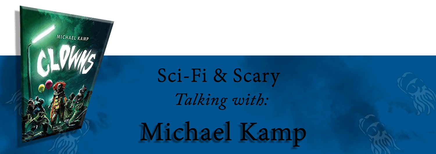 Interview with Michael Kamp Banner