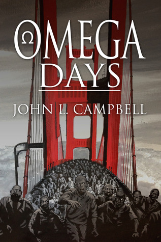 Book cover for Omega Days