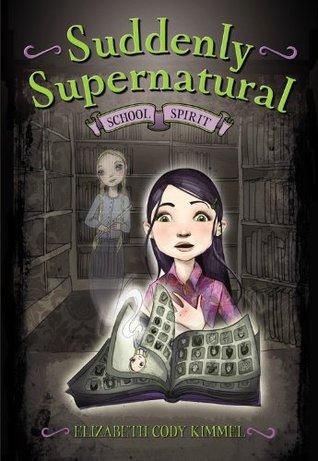 School Spirit Book Cover