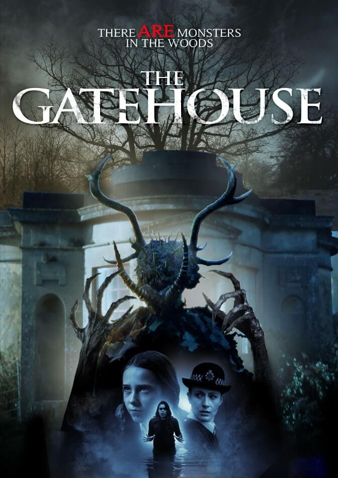 Movie cover for The Gatehouse