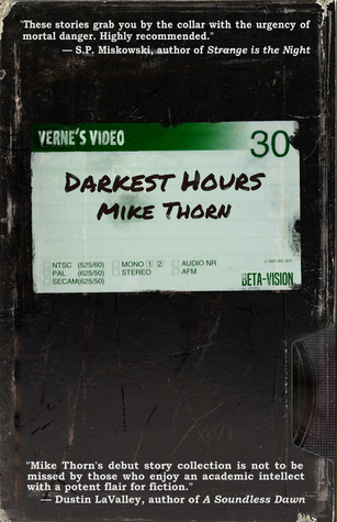 Book cover for Darkest Hours