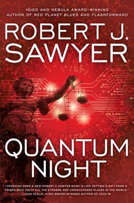 Book cover for Quantum Night