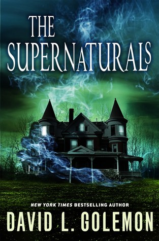 Book cover for The Supernaturals