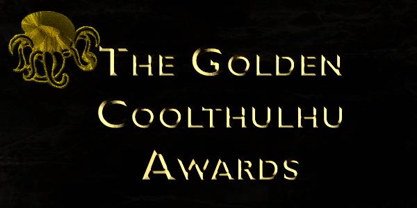 Golden Coolthulhu Award Banner