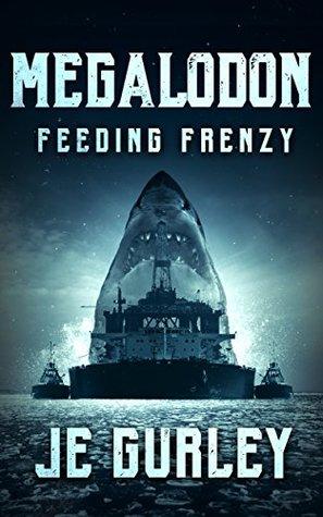 Book cover for Megalodon: Feeding Frenzy