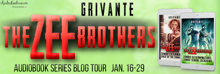 Zee Brothers Tour Banner
