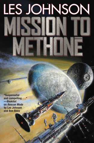 Book cover for Mission to Methone