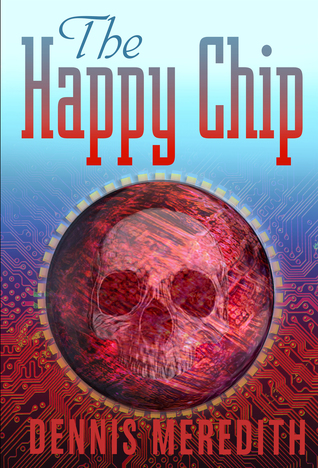 Book cover for The Happy Chip